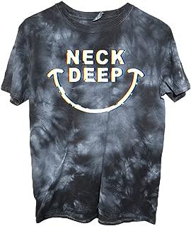 neck deep band merch