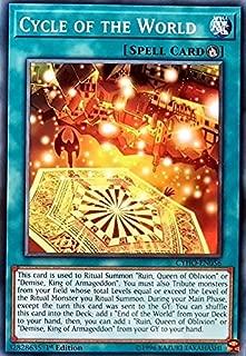 Yu-Gi-Oh! - Cycle of the World - CYHO-EN056 - Common - 1st Edition - Cybernetic Horizon