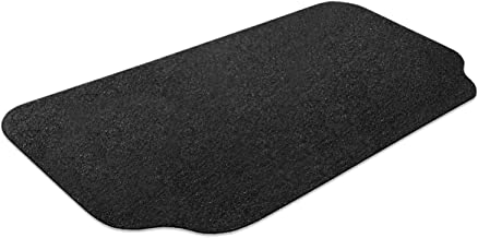 MAYSHINE Grill Mat(38 x 65 Inches) BBQ Floor Mats for Gas or Electric Grill,Absorbent Grill Pad Lightweight Washable Floor Rug,Under The Grill Protective Deck and Patio Carpet