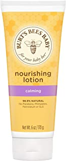 Burt's Bees Baby Bee Calming Nourishing Lotion, 170g