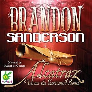 Alcatraz Versus the Scrivener's Bones Titelbild
