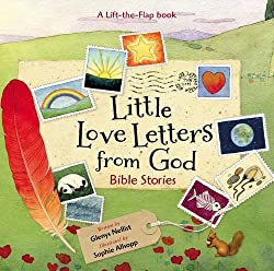 Little Love Letters from God Bible Stories Board book