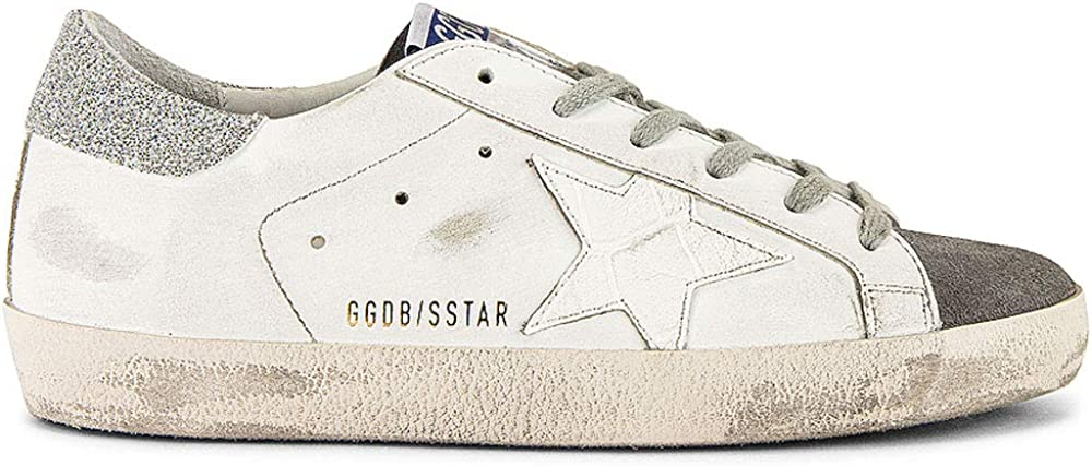 Golden Goose Popular Sale item brand in the world Superstar Women Leather Cocco Star Print Upper Swar