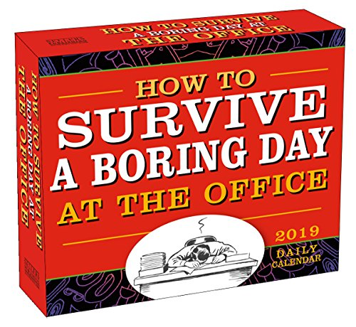 How to Survive a Boring Day at the Office B 2019 (Box)