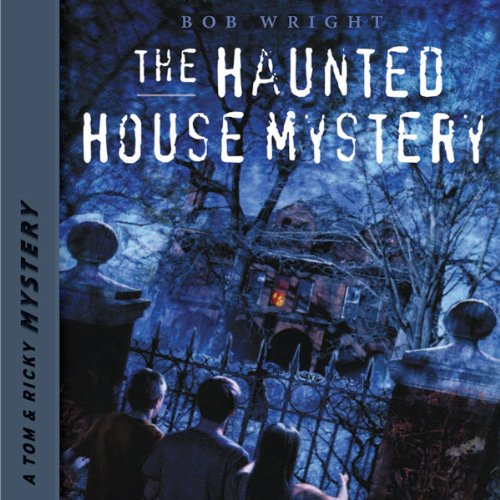 The Haunted House Mystery audiobook cover art