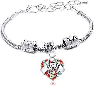 Best mom charm bracelets Reviews