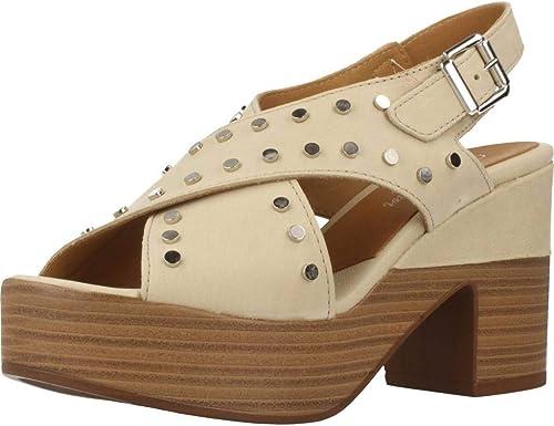 ALPE Sandales, Couleur Beige, Marque, modèle modèle modèle Sandales 4207 15 Beige 330