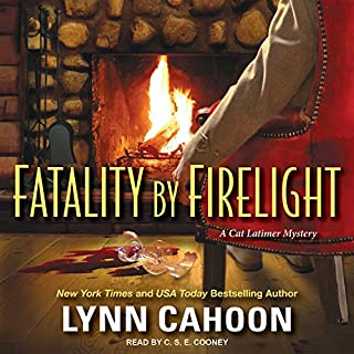 Fatality by Firelight audiobook cover art