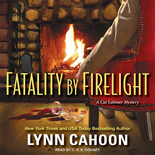 Fatality by Firelight     Cat Latimer Mystery Series, Book 2              By:                                                                                                                                 Lynn Cahoon                               Narrated by:                                                                                                                                 C.S.E. Cooney                      Length: 7 hrs and 57 mins     104 ratings     Overall 4.5