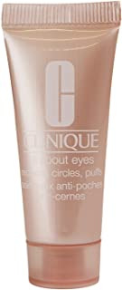 New Clinique All About Eyes Eye Cream Reduces Full Size Tube .5 Oz 15 Ml