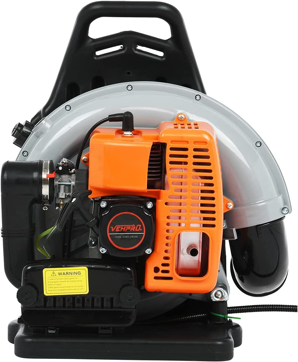 Wdminyy Backpack Leaf Blower 3H-p Popular High B Powered Gas Performance New item