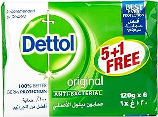 Dettol Radiance Anti Bacteria Body Wash, 500 ml