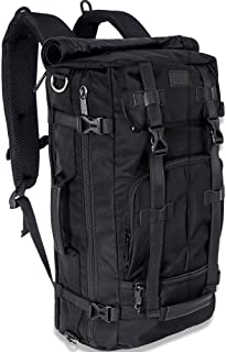 Travel Backpack, BuyAgain 3 in 1 Carry on Backpack Durable Hiking Rucksack 33L