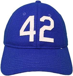 the best attitude a7b17 2bf3c New Era Jackie Robinson Brooklyn Dodgers 9Twenty Cooperstown 42