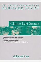 L'entretien de bernard pivot avec Claude Lévi-Strauss (DVD) Broché