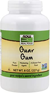 Now Foods Goma guar. polvo 100% puro 230 g