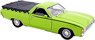 Diecast Model Ford Falcon XA GS UTE Lime Glaze Die Cast Car 1:32 Scale By Oz Legends 2 Door Genuine Licensed Limited Editi...
