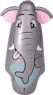 Bestway 52152 Elephant-Shaped Inflatable Bop Bag