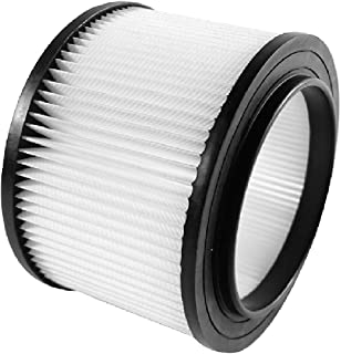 General Purpose 17810 Filter for Craftsman Shop Vac 9-17810 Wet/Dry Vacuum Cleaner Replacement Part fit 3 & 4 Gallon