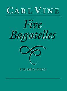 Five Bagatelles (Faber Edition)