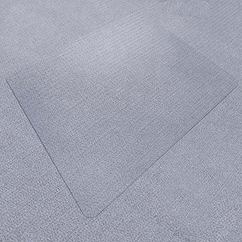 Certeo Antistatik-Bodenschutzmatten | Polycarbonat | Stärke: 1,8 mm | BxL 190 x 300 cm | Schutzmatte Antistatisch Fußmatte