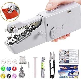 Yibaision Handheld Sewing Machine, Portable Mini Small Stapler Hand Sewing Machine Handy..