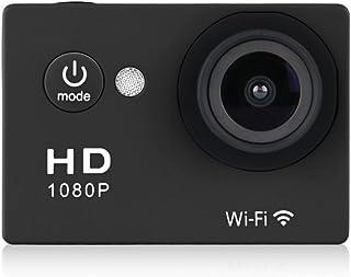 Excelvan tc-y830m impermeable Wifi Full HD 1080p H26412Mp vídeo DV Acción del Deporte + Kits Accesorios Conjunto, para Smartphone Android & IOS avec WIFI, color negro