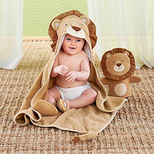 ベビーアスペン Baby Aspen 男の子用鬣ライオンさん出産祝いウェルカム超豪華3点セット(専用バスケット入...