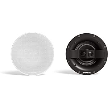 Bose Virtually Invisible 591 In-Ceiling Speaker - White