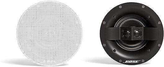 Bose 742898-0200 - Altavoz de techo (prácticamente invisible), color blanco