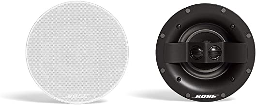 Bose 742898-0200 Virtually Invisible 591 in-Ceiling Speaker (White)