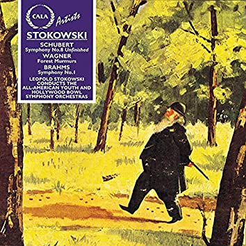 Schubert, Wagner, Brahms