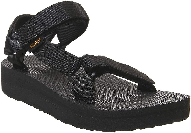 Teva Midform Universal Sandal - Women's Hiking Black
