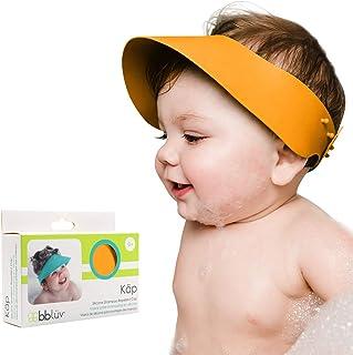 Bbluv Käp Silicone Shampoo Repellant Cap, Orange - Pack of 1
