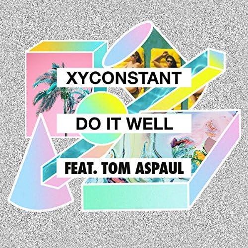 XYconstant feat. Tom Aspaul