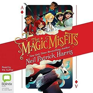 The Magic Misfits cover art