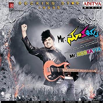 Mr. Nookayya (Original Motion Picture Soundtrack)