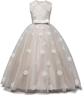 wedding dress for 8 year old