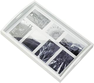 Gallery of Light Inc Multi-Photo Frame Wood Tray