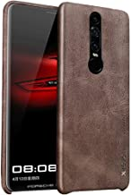 Huawei Mate RS X-LEVEL Vintage Leather Coated Case Cover- Brown.