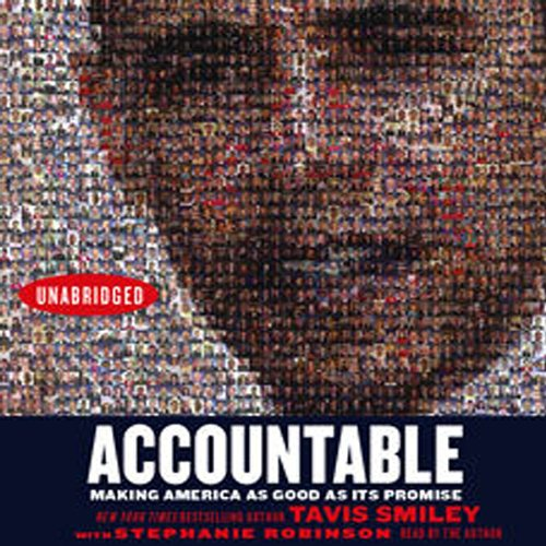 Accountable audiobook cover art