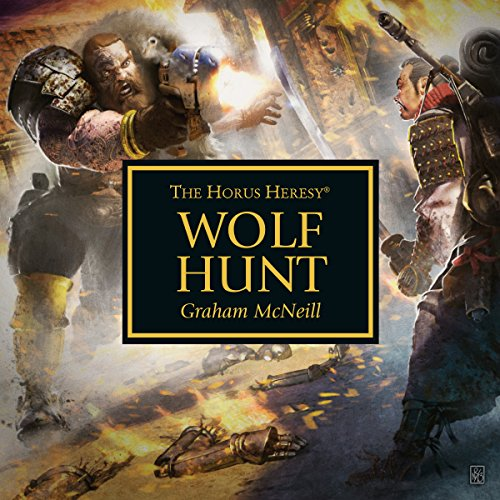 Wolf Hunt cover art