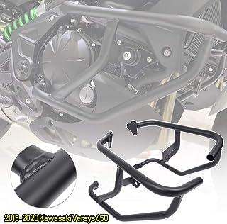 Fayedenicy Motorrad Autobahn Motorschutz Crash Bars Rahmen Fallschutz Protector Stoßstange für Kawasaki Versys 650 Versys650 KLE 650 KLE650 Zubehör Teile 2015 2016 2017 2018 2019 2020