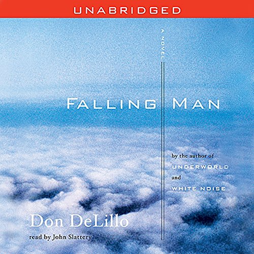 Falling Man audiobook cover art
