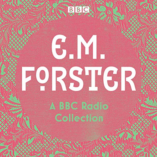 E. M. Forster audiobook cover art