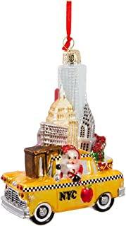 Best taxi christmas ornament Reviews