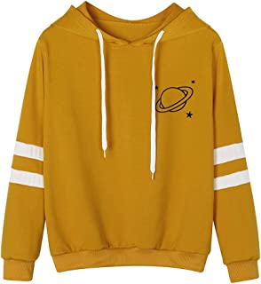 Makulas Pullover Foe Women Plus Size Pocket 1/4 Zipper Long Sleeve Casual Fashion Tunics Sweatshirt Loose Hoodie Blouse Tops
