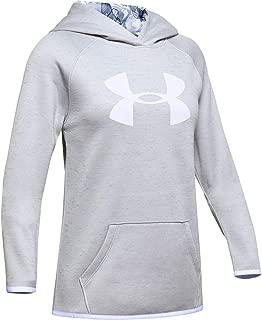 Girls' Armour Fleece Big Logo Twist Hoody