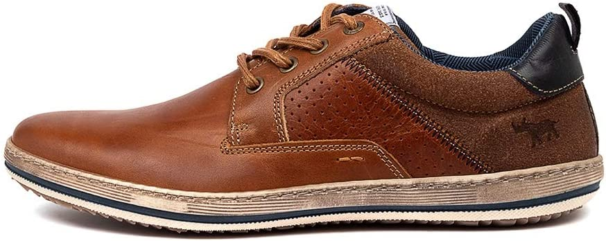 Wild Rhino Charger Tan Leather Mens Sneakers Mens Sport Shoes