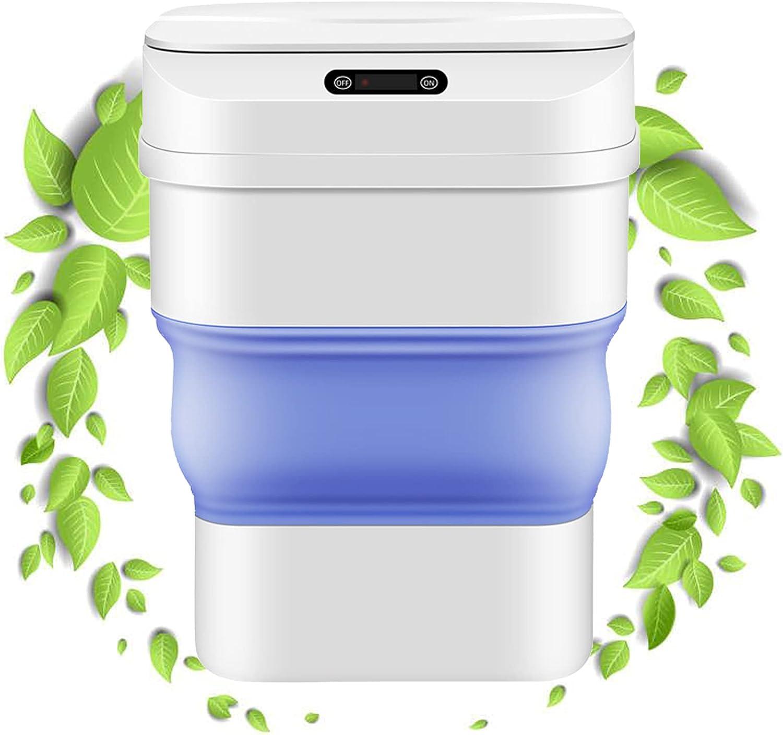 MNCYGJ Automatic Sensor Trash Save money Odo Max 72% OFF Kitchen Bathroom Can